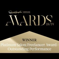 Great Lengths Freelancer Award
